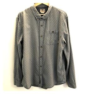 Vans Men's Button Down